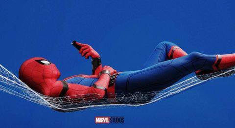 Spider-Man: Lejos de Casa Marvel