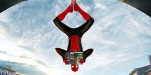 Spider-Man lejos de casa póster