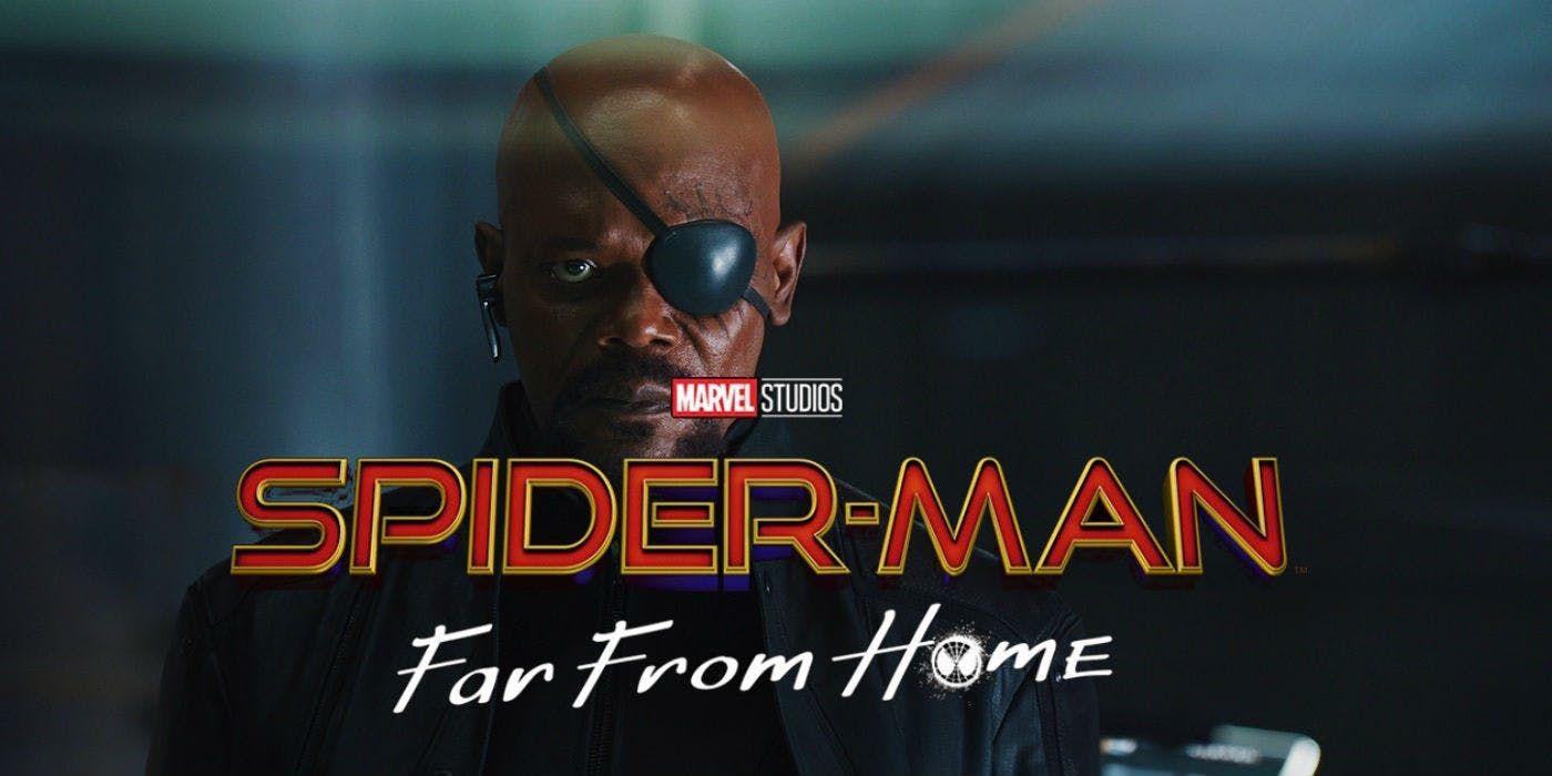 'Spider-Man: lejos de casa' tiene un error enorme en su póster