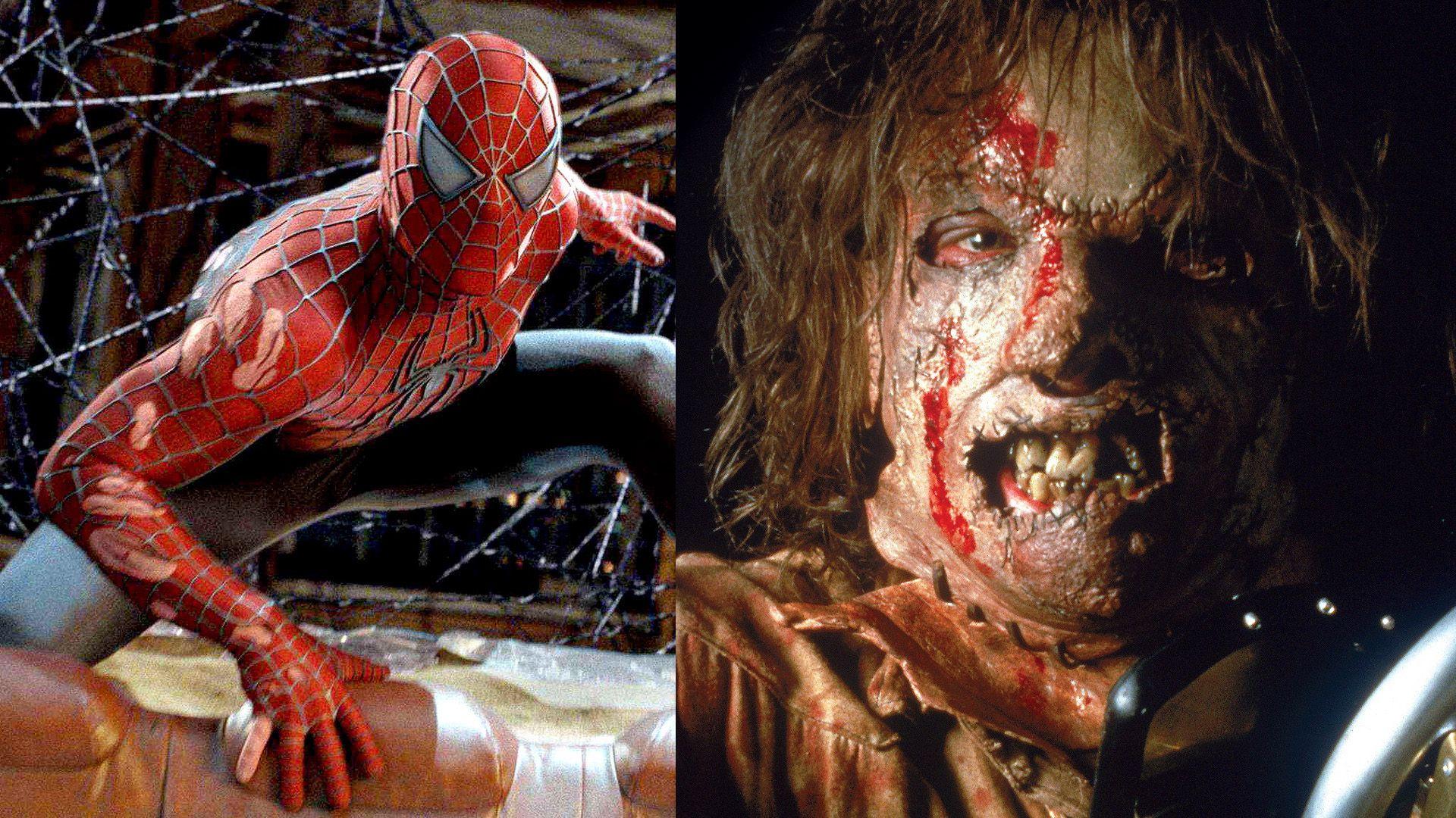 Tobe Hooper casi hace una película de terror de 'Spider-Man'