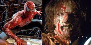 Spider-Man Tobe Hooper Terror