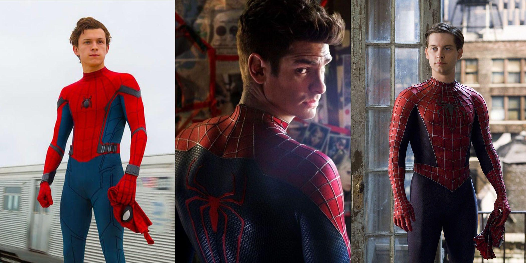 Tom Holland quiere ver el Spider-verso en Marvel - Spiderman