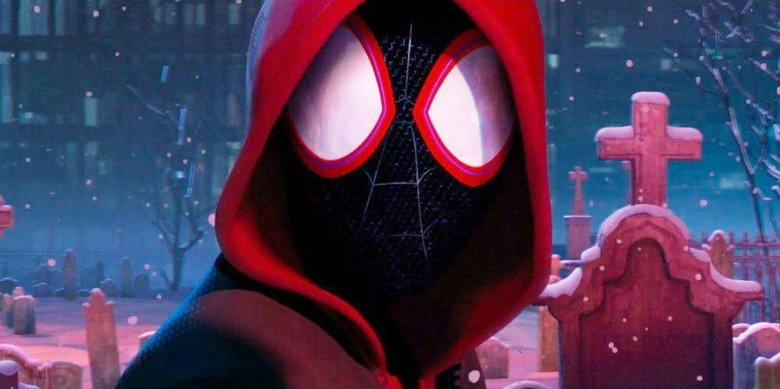 Resultado de imagen para Spider Man Un Nuevo Universo