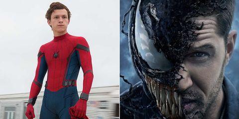 Spider-Man cameo en Venom