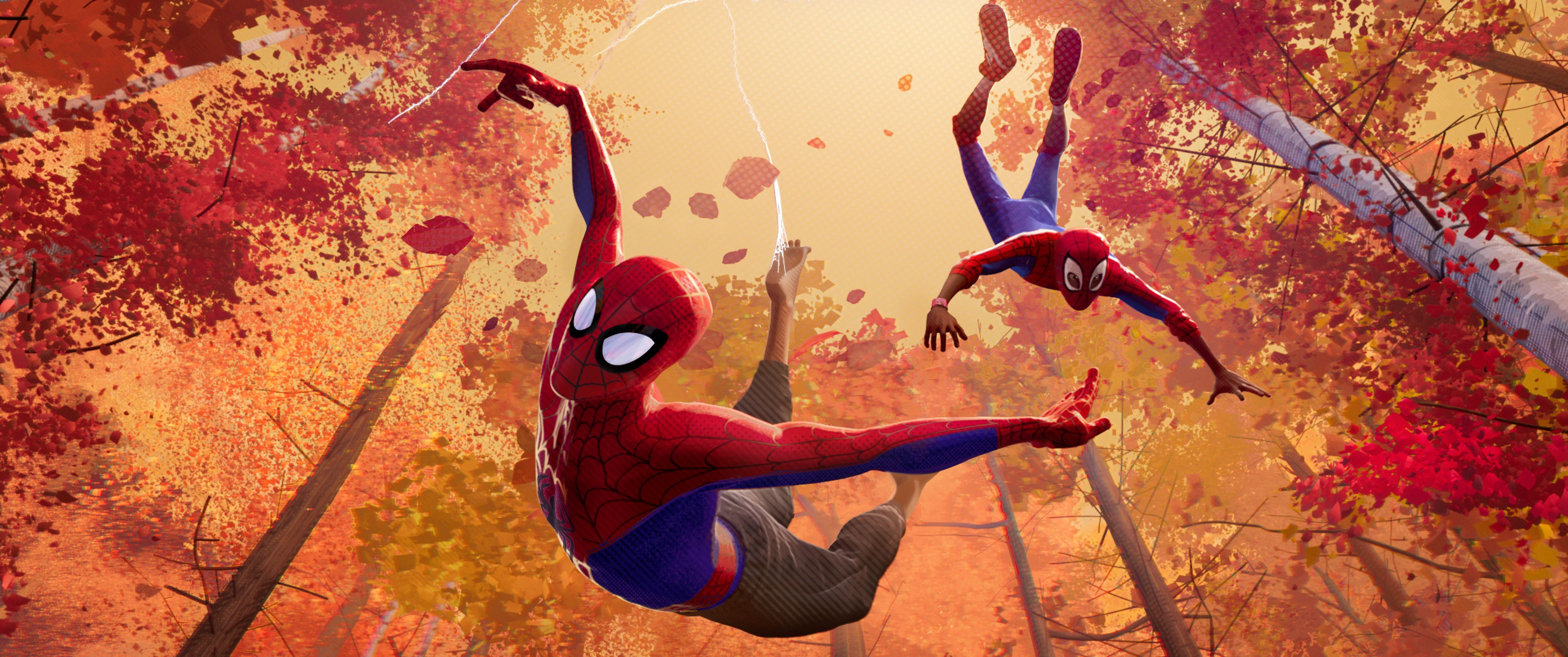 Spider-Man: Into the Spider-Verse' Animation Secrets