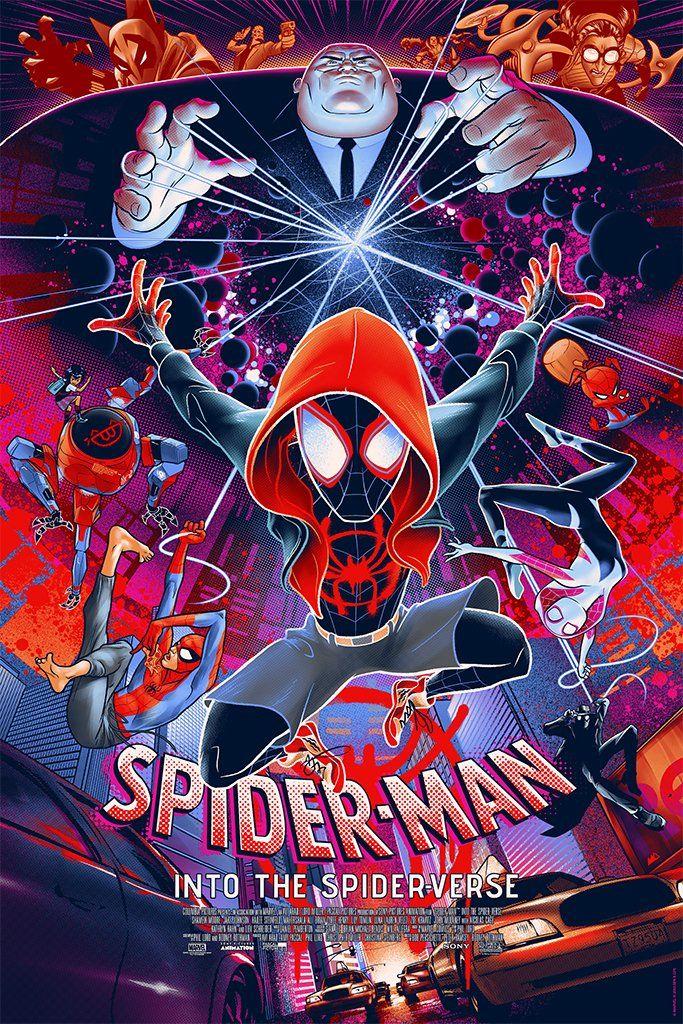 Spider Man Un Nuevo Universo 2 Regresa Miles Morales