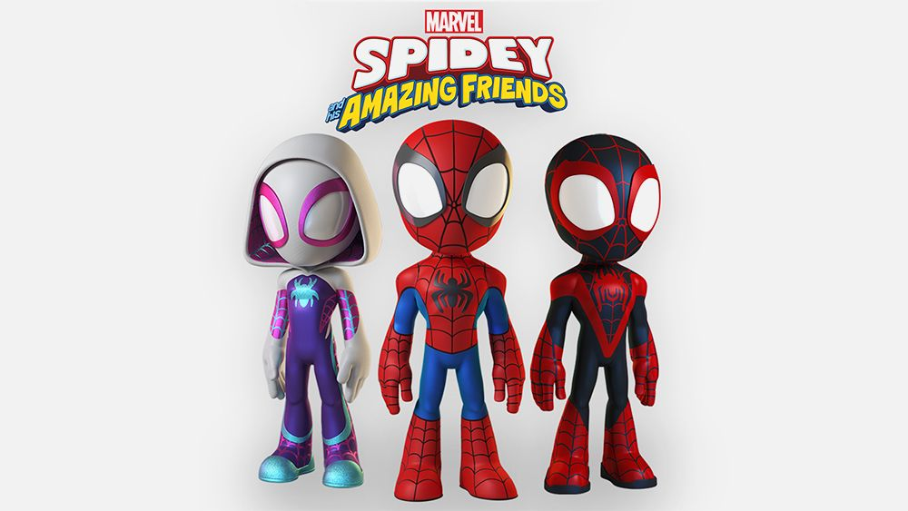 Spider-Man Serie Infantil Disney Junior Estreno 2021
