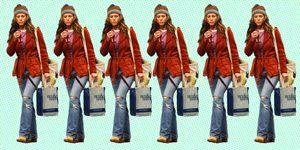 Spijkerbroeken-jeans-shopping