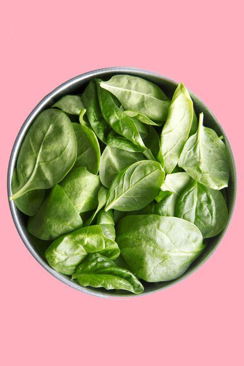 Food, Spinach, Leaf, Vegetable, Leaf vegetable, Plant, Basil, Ingredient, Flower, Herb,