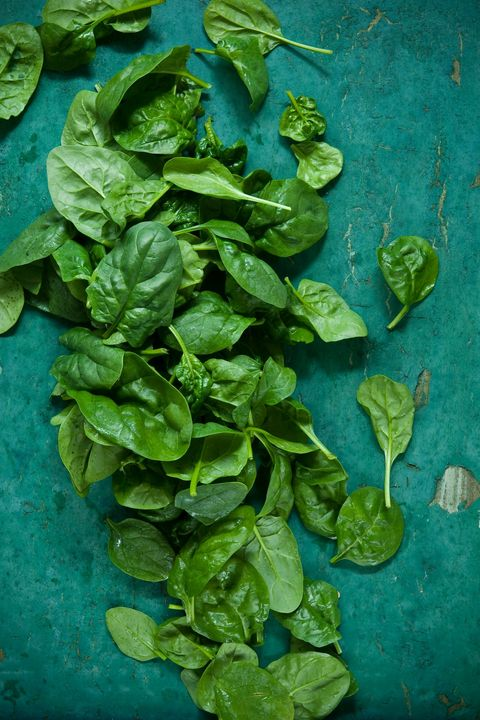spinach anti-aging foods for women