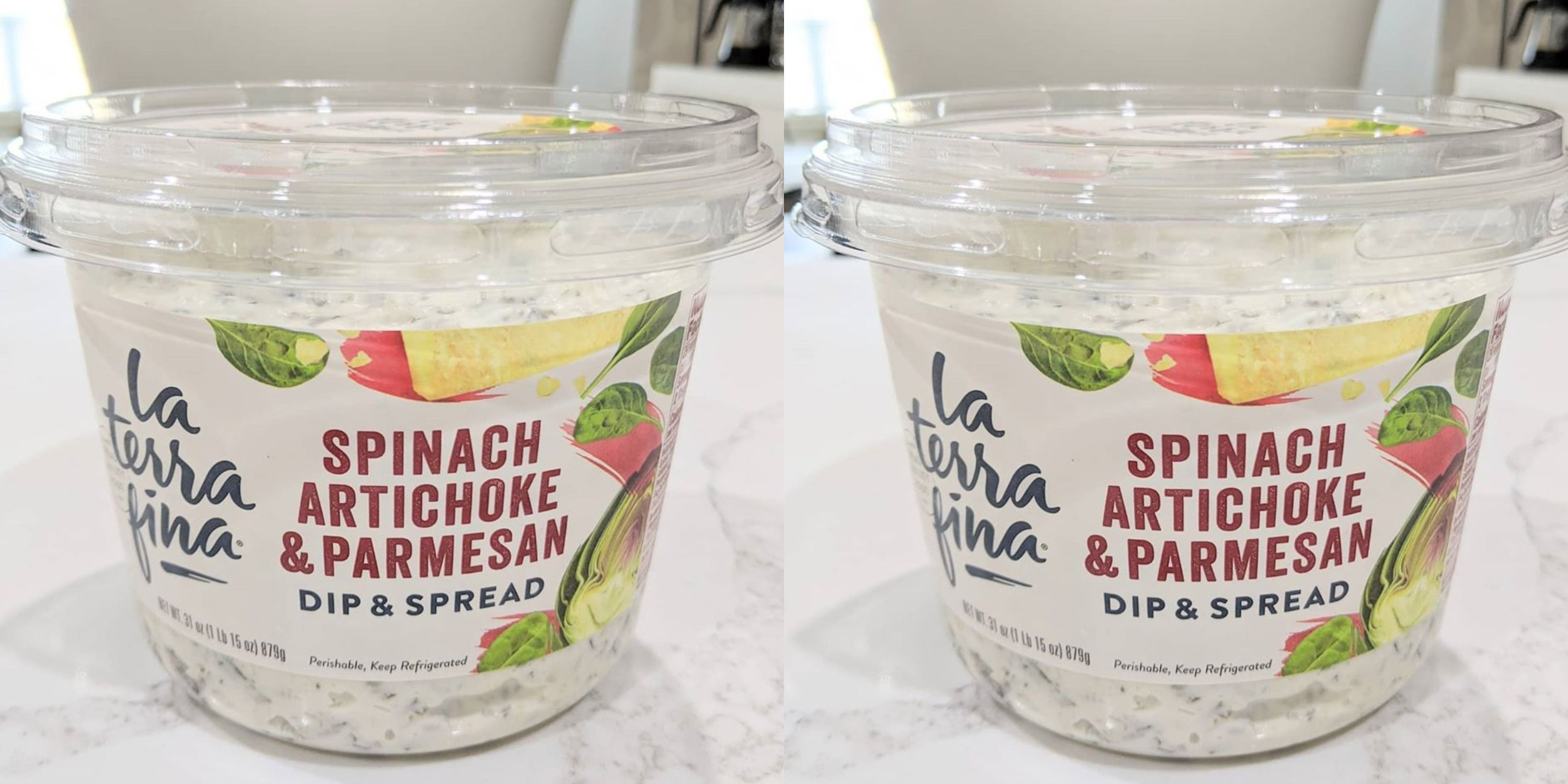 Costco Is Selling A Massive Spinach Artichoke And Parmesan Dip