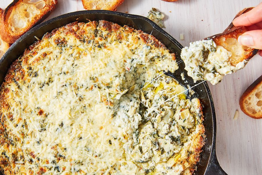 17 Ways To Make Spinach Dip That'll Make You Even More Obsessed