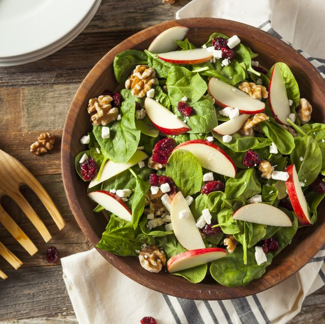 20 Best Spinach Salad Recipes Easy Spinach Salad Ideas