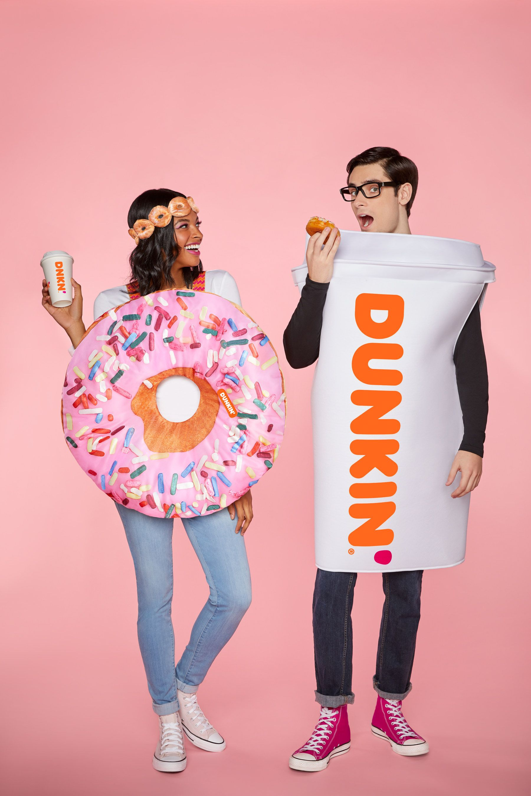 Dunkin Halloween Dress Up 2020 Dunkin' Releases 2020 Halloween Costume Collection