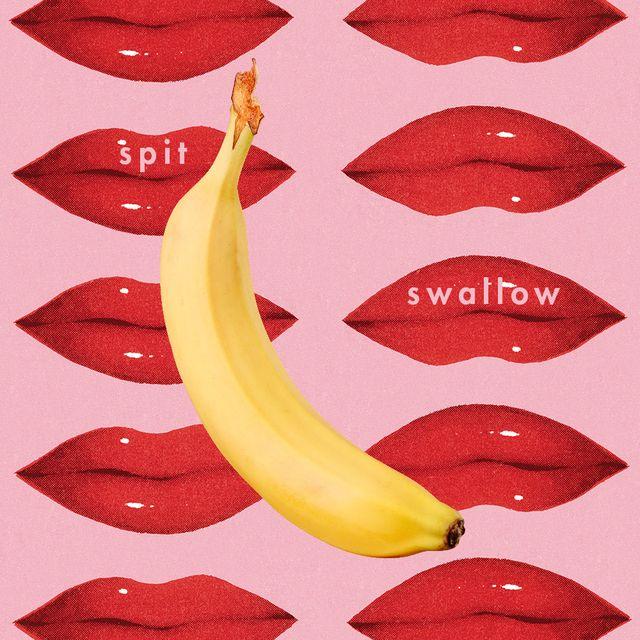 Spit or swallow sperm
