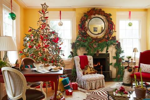 spitzmiller christmas trees veranda