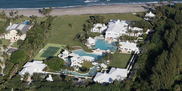 Celine Dion Florida House