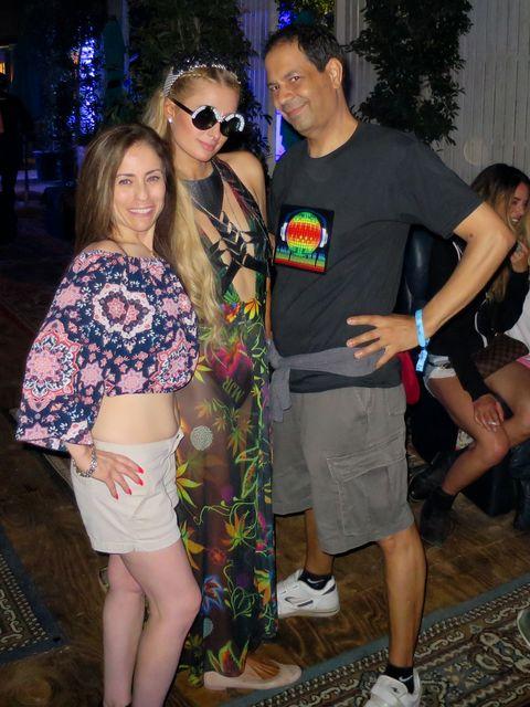 Fashion, Event, Fun, Leg, T-shirt, Eyewear, Thigh, Shorts, Party, Style,
