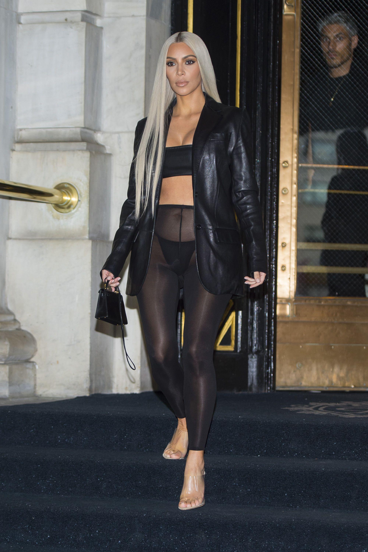 Kim Kardashian Style 2018 - Pinterest 26