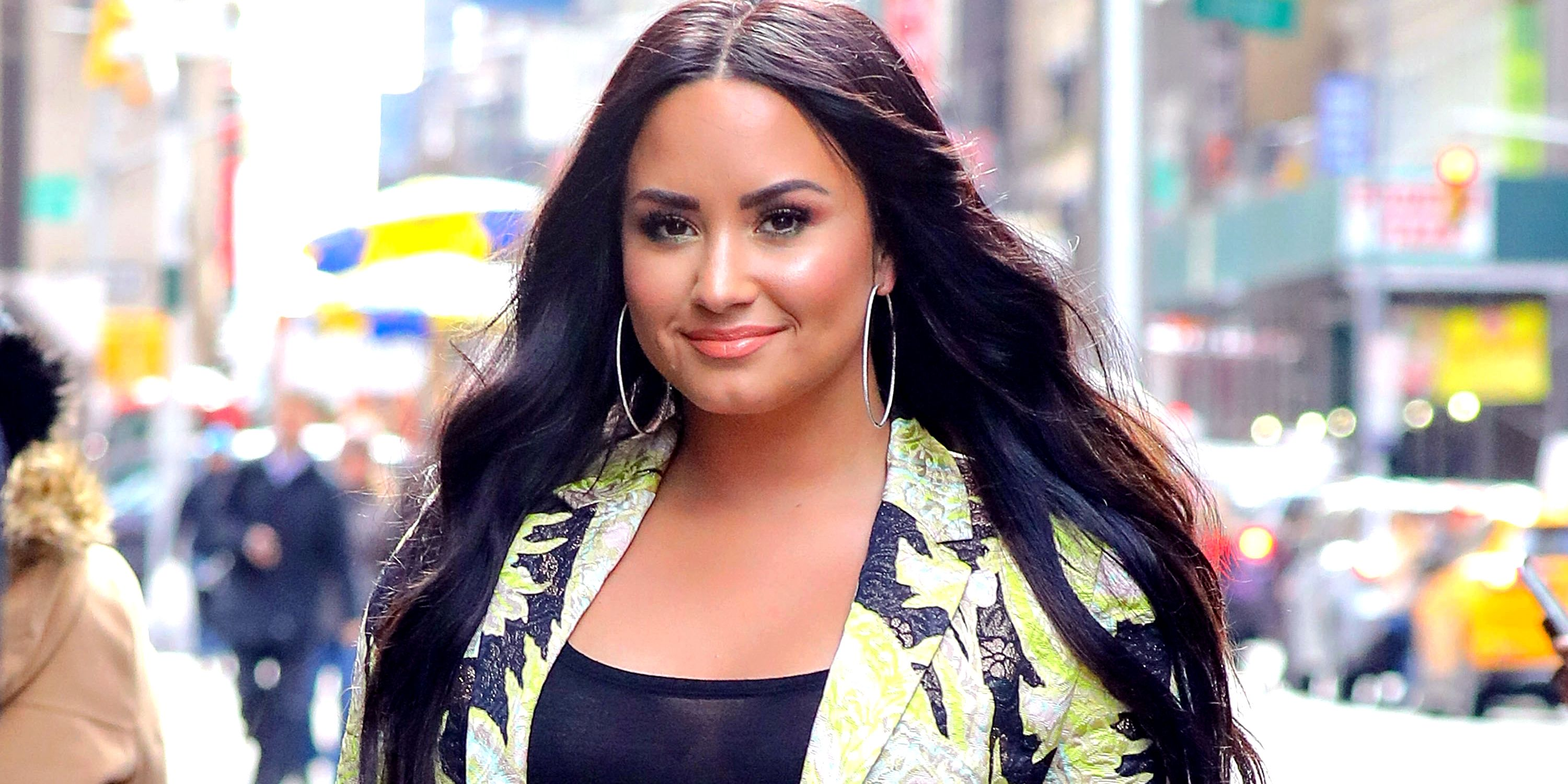 Demi Lovato Just Dyed Her Hair Blonde For Summer 2018