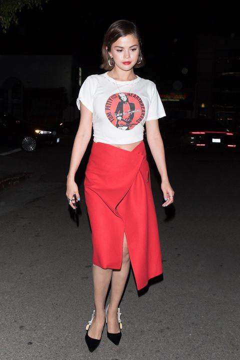 399e78cf4862 Selena Gomez Style Pictures - Fashion Photos of Selena Gomez