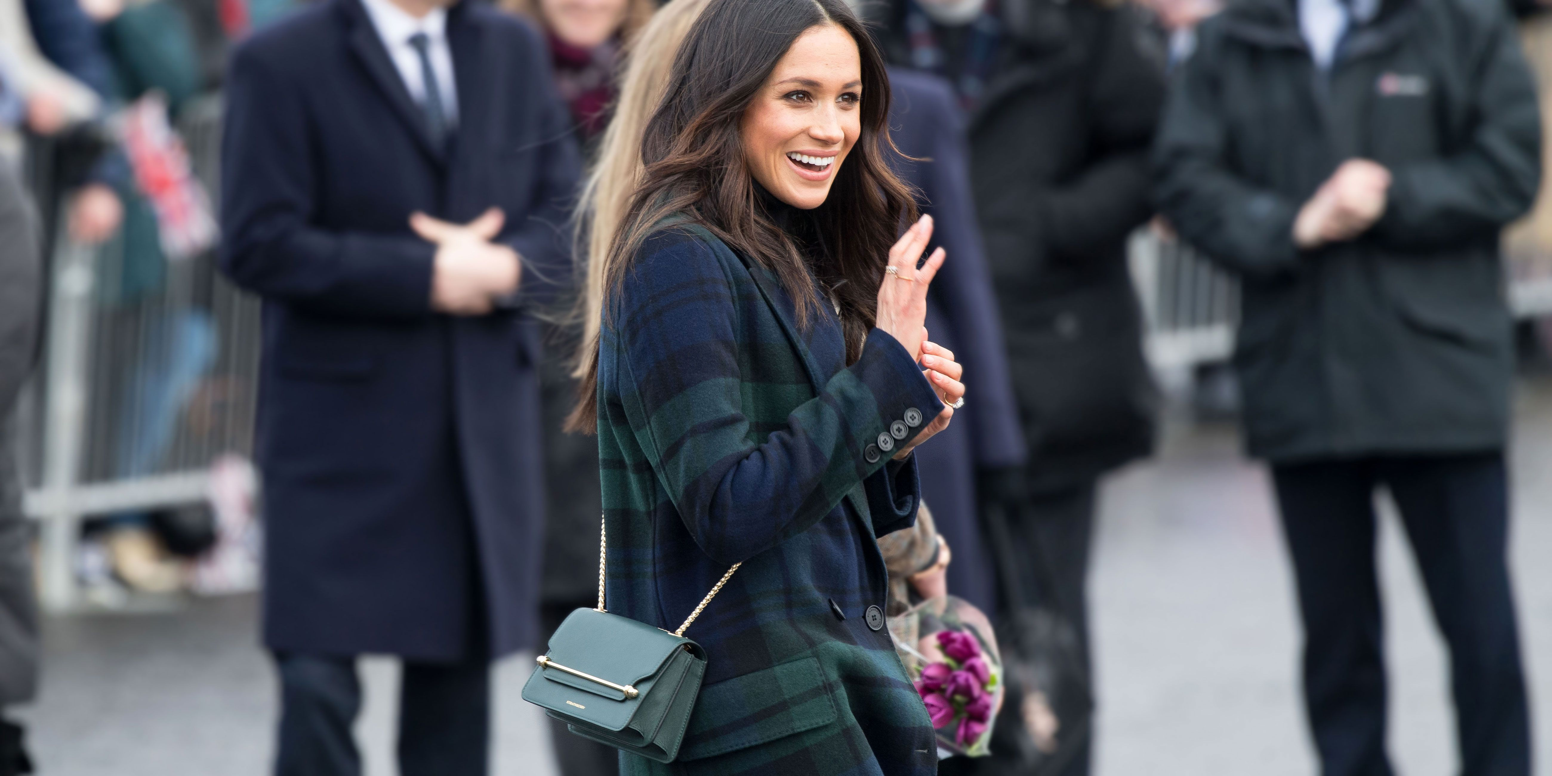 4990b0cd3d7a7c Meghan Markle Strathberry Handbags Available at Nordstrom In Nine ...