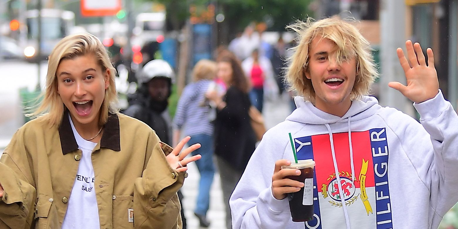 Someone Please Explain What Hailey Baldwin and Justin Bieber Are Wearing in These Pictures