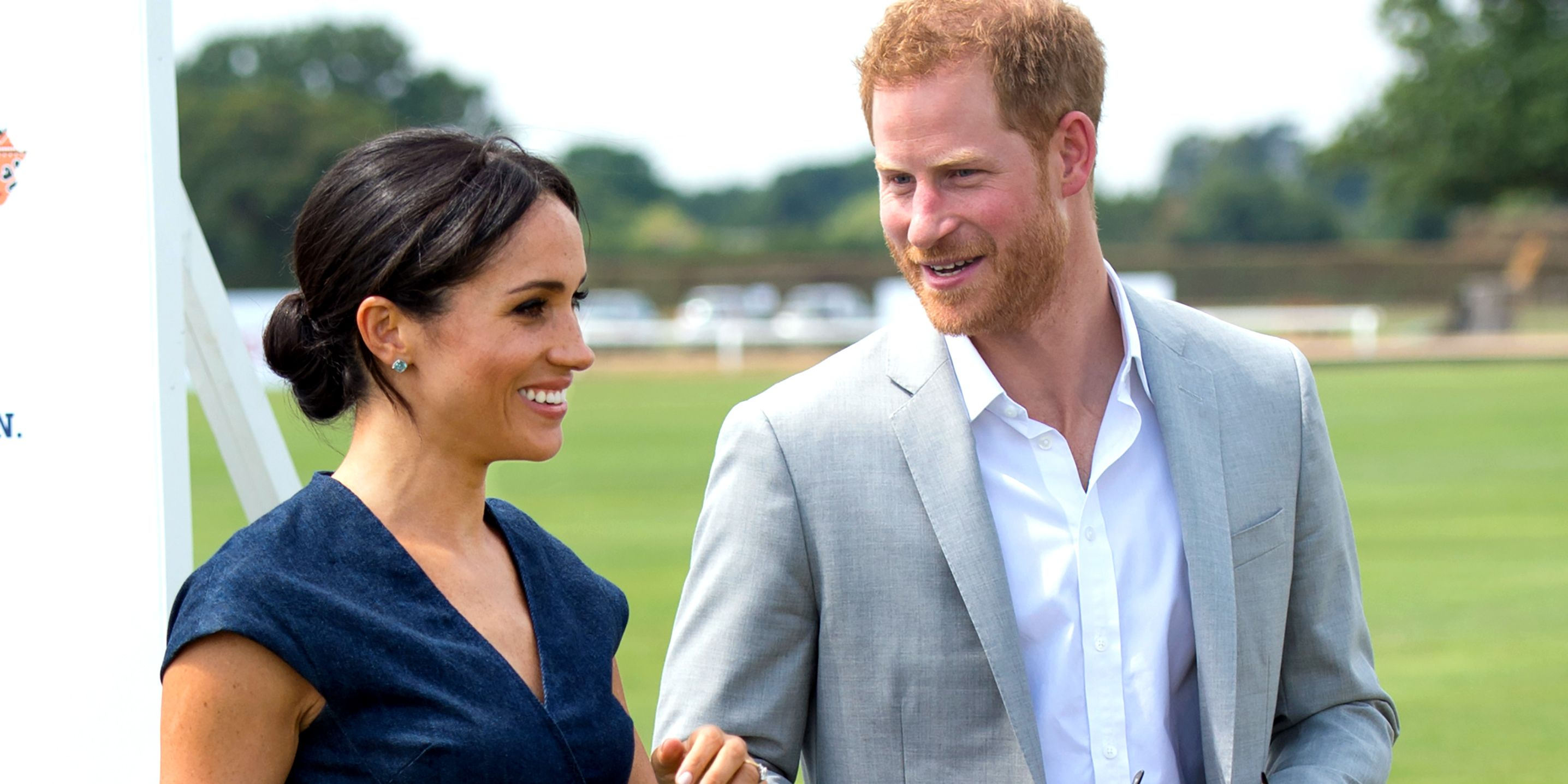 The Duke and Duchess of Sussex Attend the Sentebale Polo Cup