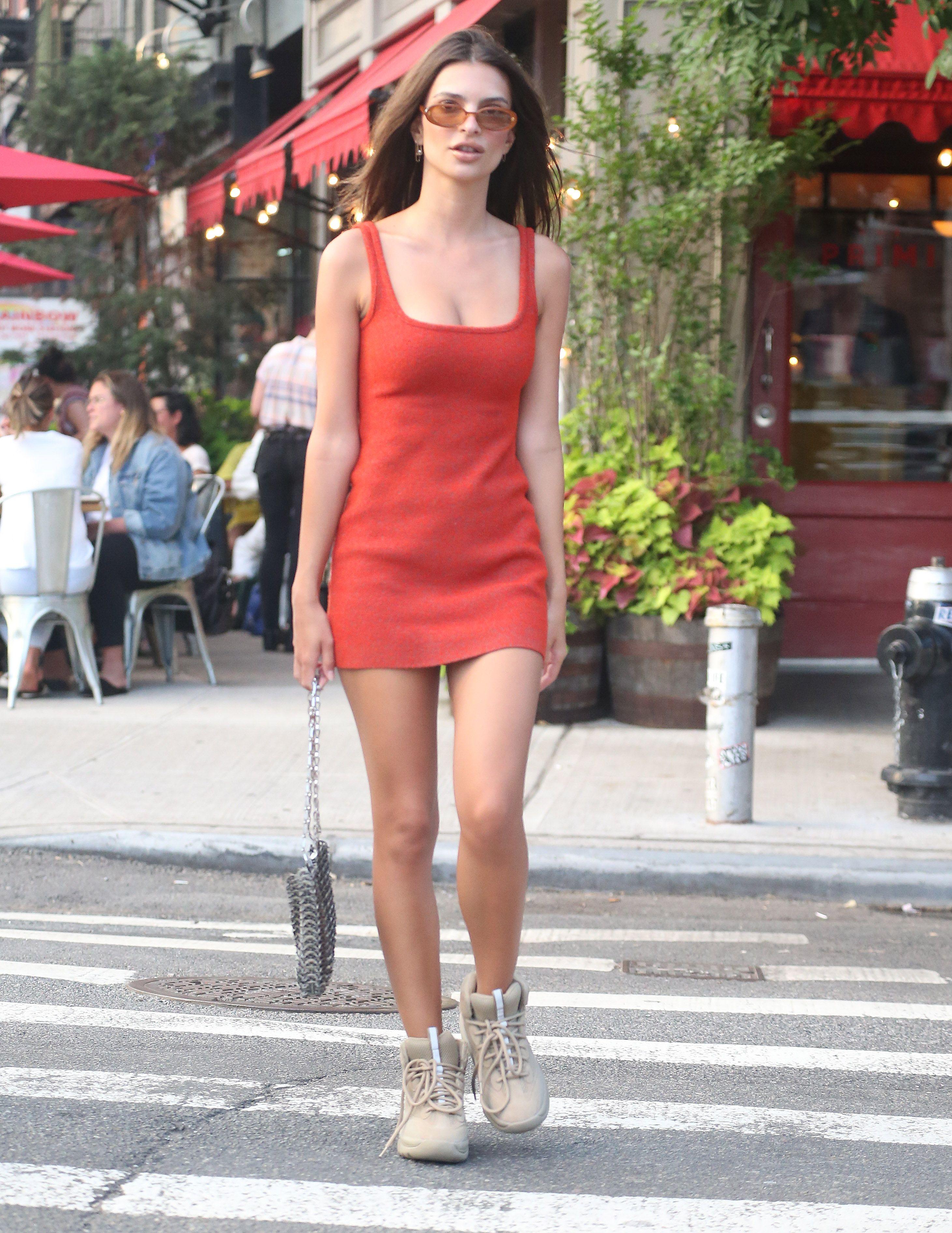 All of Emily Ratajkowski's Sexiest Looks