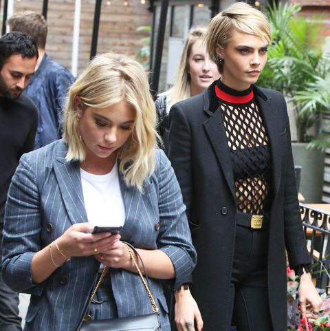 Cara Delevingne And Ashley Benson Move In Together Cara And Ashley