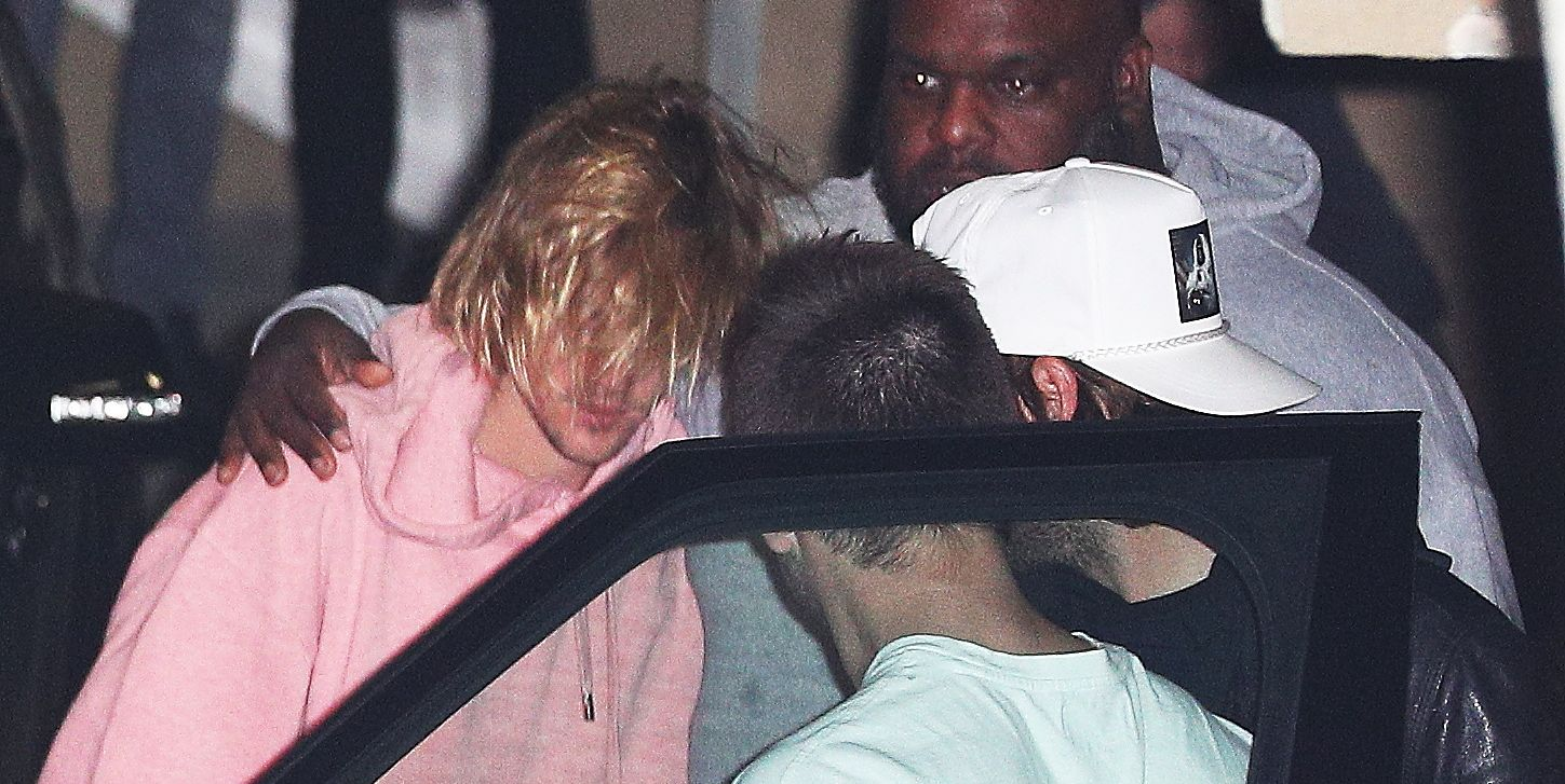 Justin Bieber Is Comforted by Church Friends After Selena Gomez's Reported Emotional Breakdown