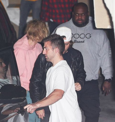 Justin Bieber Comforted by Church Friends After Selena Gomez's Hospitalization News Breaks