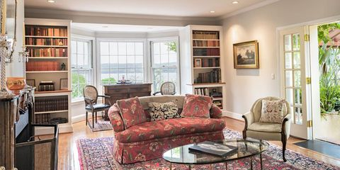 Living room, Furniture, Room, Couch, Interior design, Property, Home, Building, Table, Coffee table,