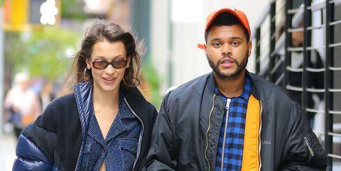 Street fashion, Clothing, Fashion, Jacket, Jeans, Outerwear, Denim, Yellow, Snapshot, Eyewear,