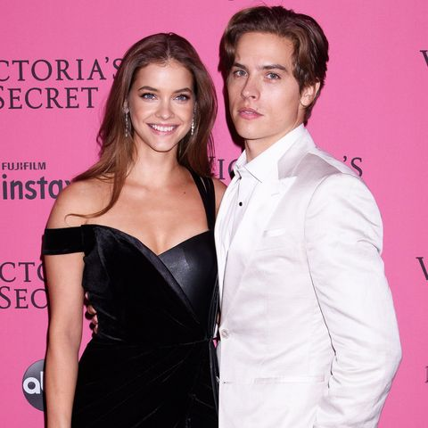 46f8d4376aa3 Dylan Sprouse Reacting to Barbara Palvin s Victoria s Secret Runway ...