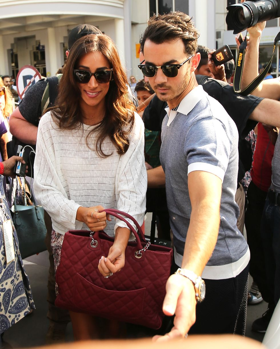 All the Celebrity Wedding Guests Arriving in India for Priyanka Chopra and Nick Jonas