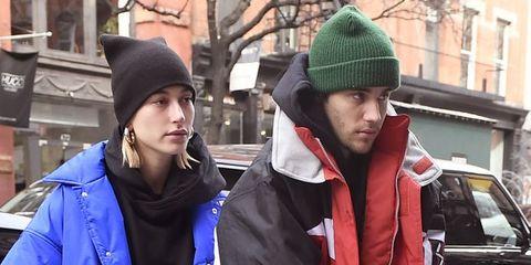 Street fashion, Fashion, Snapshot, Jacket, Outerwear, Footwear, Coat, Street, Headgear, Fur,