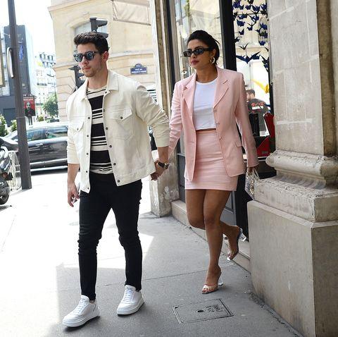 Photograph, Street fashion, Fashion, Snapshot, Street, Footwear, Photography, Outerwear, Leg, Blazer,