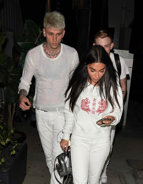 Machine Gun Kelly Dating Chantel Jeffries Rumors-6601