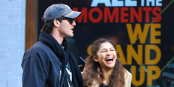 Jacob Elordi and Zendaya Were Just Seen Getting Close in LA While Grocery Shopping Together