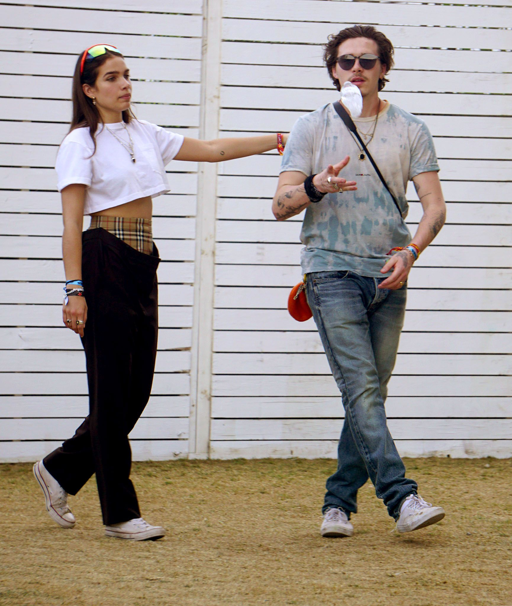 Brooklyn Beckham Nailed Coachella Style By Keeping It Simple