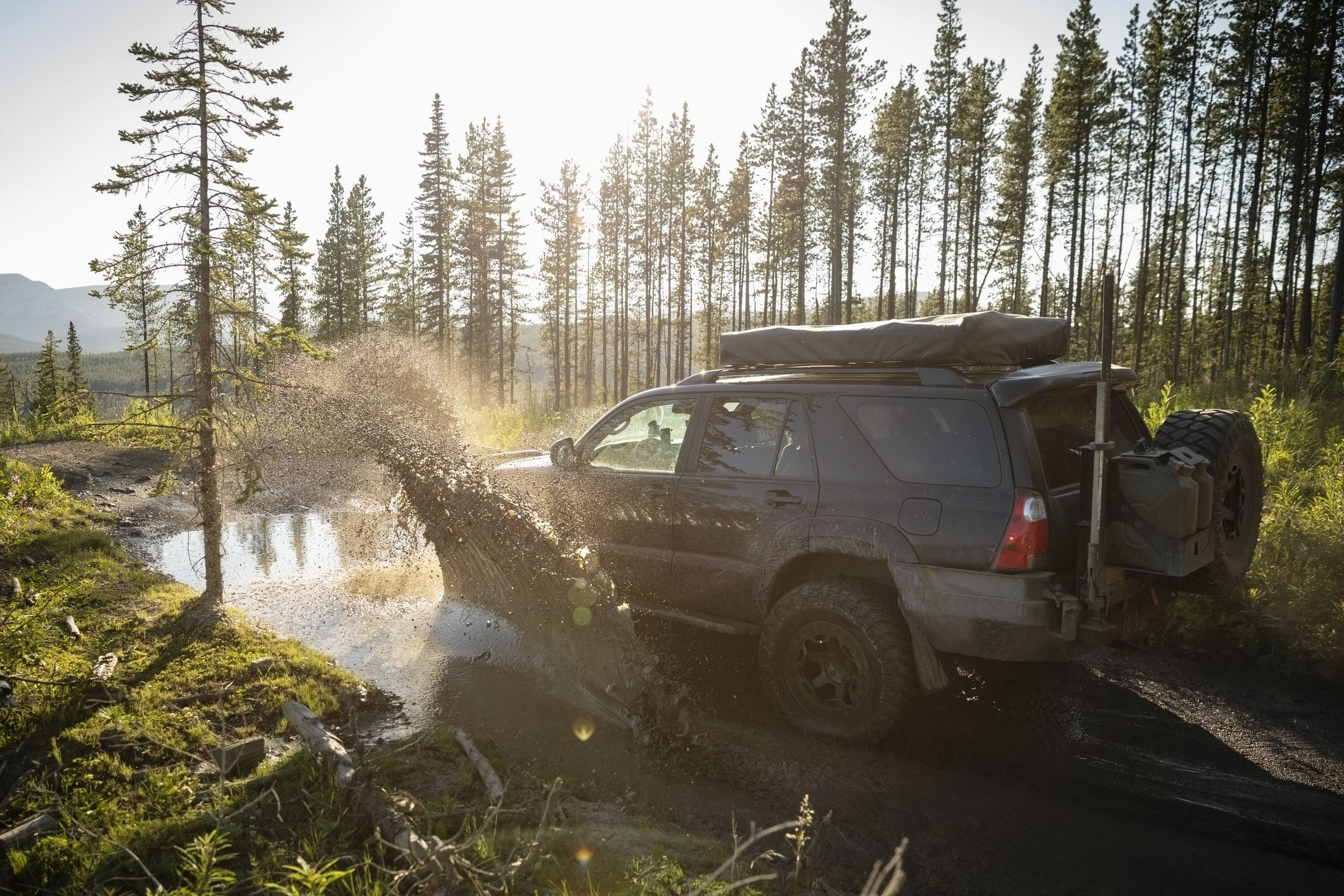 Four Wheel Drive Guide When To Use 4wd