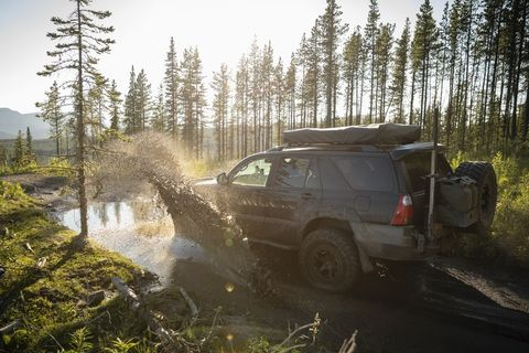 Four-Wheel Drive Guide | When to Use 4WD