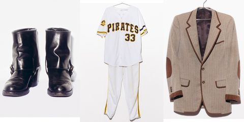 Clothing, White, Outerwear, Suit, Blazer, Fashion, Uniform, Footwear, Sleeve, Jacket,