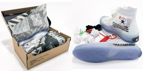 e9acccee1865 Virgil Abloh x Converse Chuck 70 - How to Get  The Ten  Converse x ...