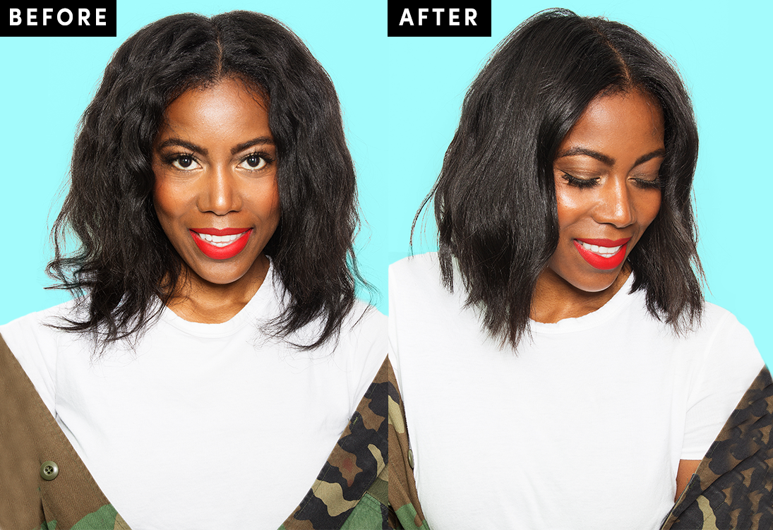 5 Short Hair Makeovers See Before And After Short Haircut Photos
