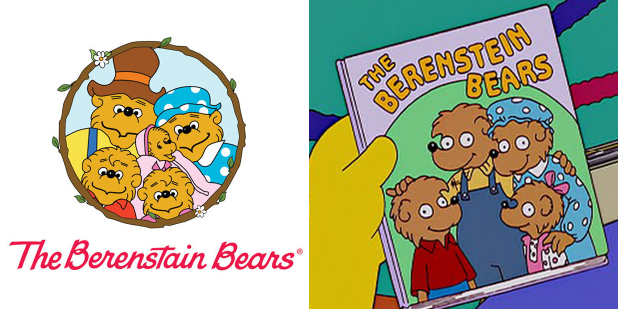 What is the Mandela Effect - Berenstein Bears vs Berenstain