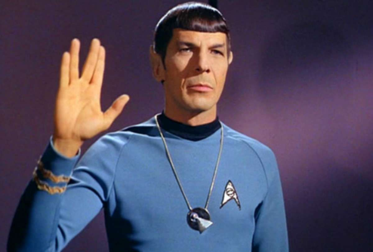 Origen apariencia Spock Star Trek