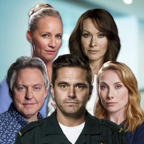 Holby City and Casualty crossover spoiler