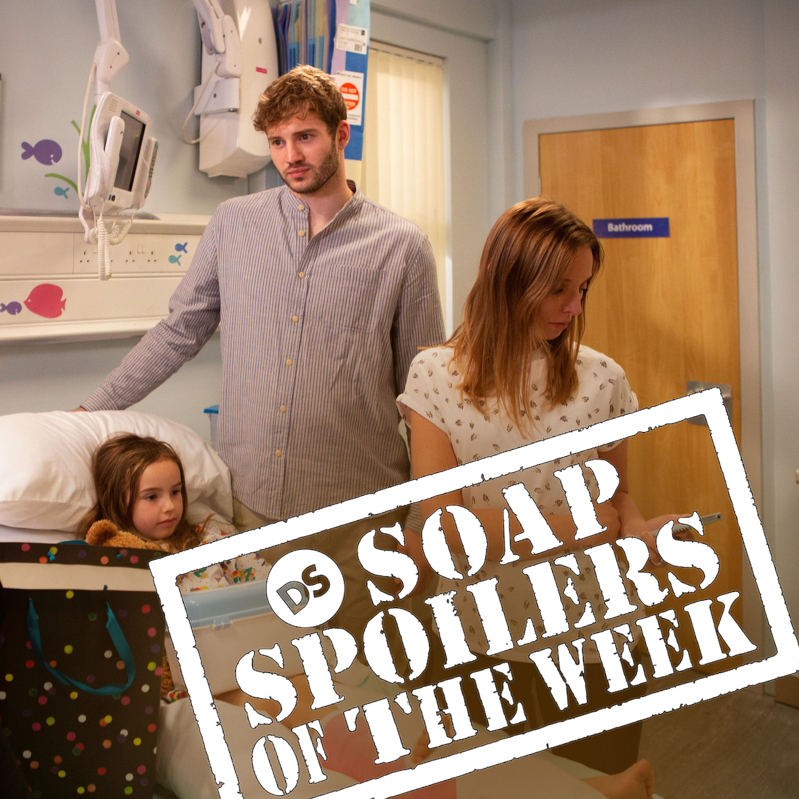 Emmerdale's Tates in horror accident and 9 more big soap moments this week